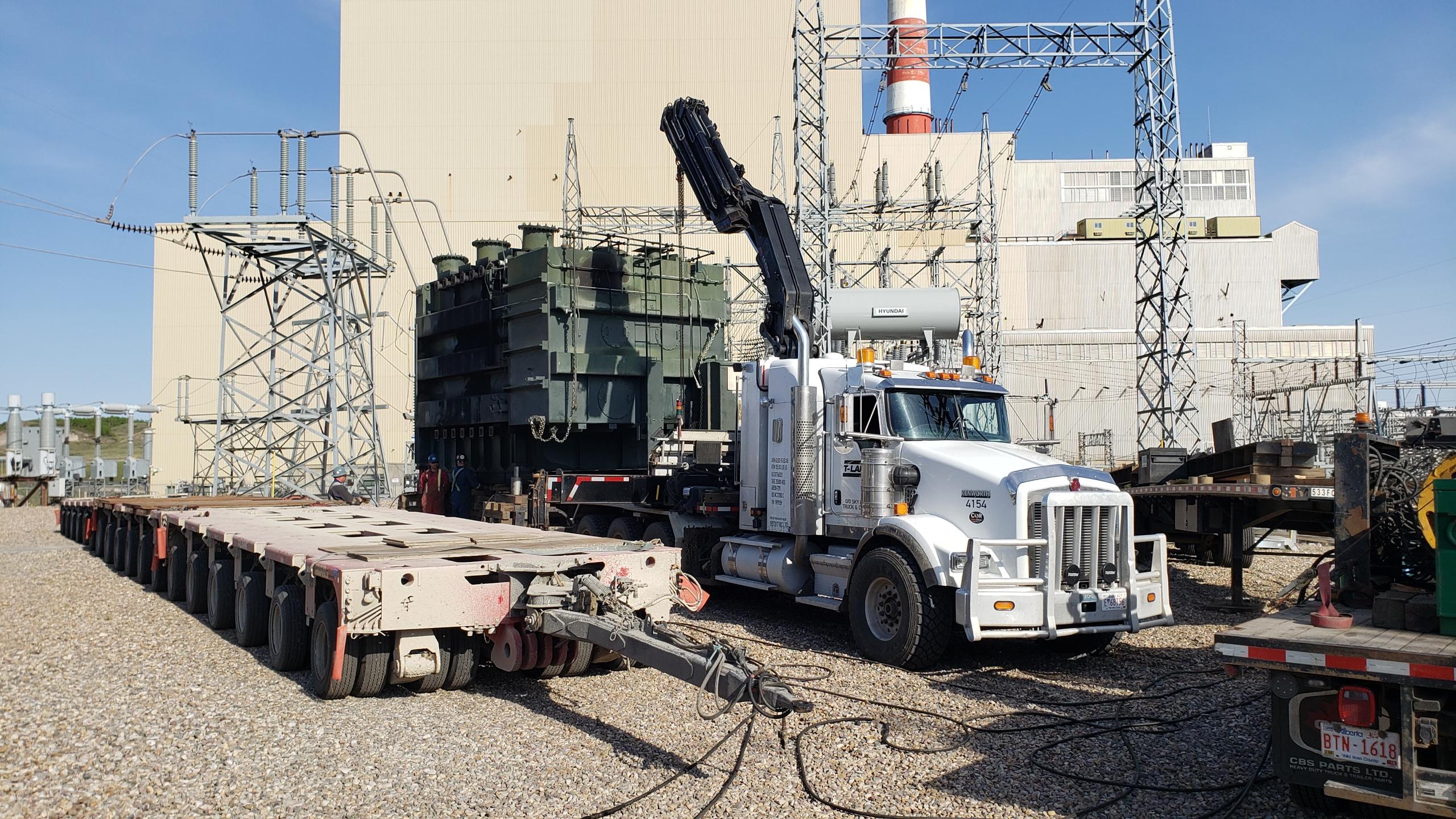 Canadian Trucking / Logistics Companies in Canada | T-lane