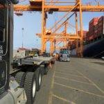 Container Shipping – Korea to Montana with multiple modes of transportation