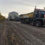 Mining Road, A Little Road Repair, and a BIG Move!